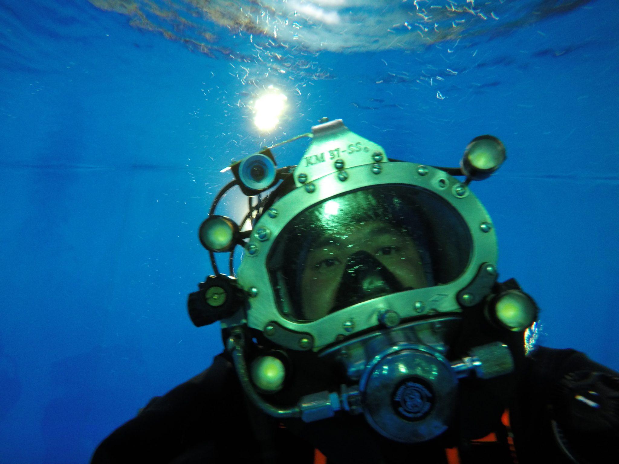 Underwater NDT Inspection