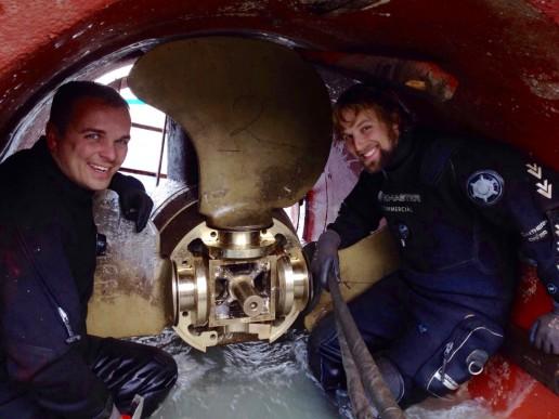 thruster repair rotterdam