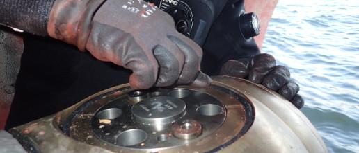 CCP blade seal repair
