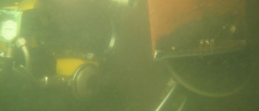 Underwater ship hull cleaning