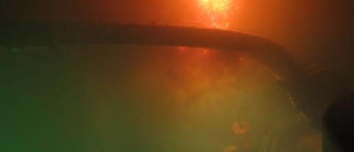 underwater cutting