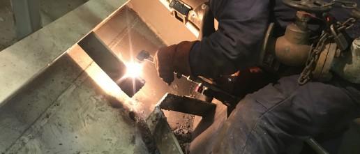 ballast tank repair
