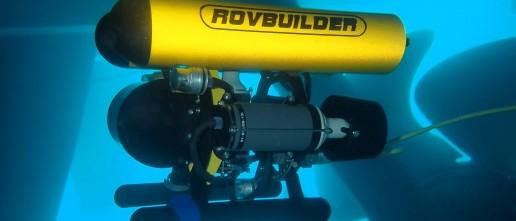Underwater ROV Inspections