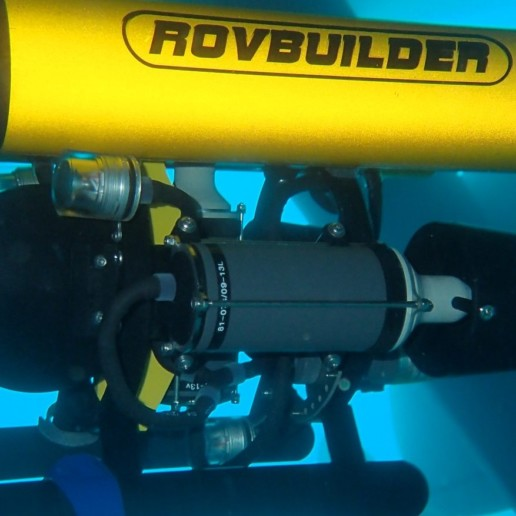 Underwater ROV Inspections